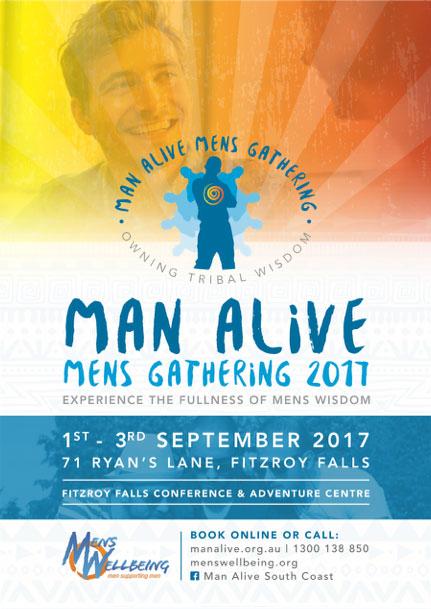 Man Alive Mens Gathering 2017